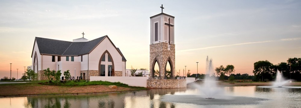 St. Jude Catholic Church, Benton, Louisiana